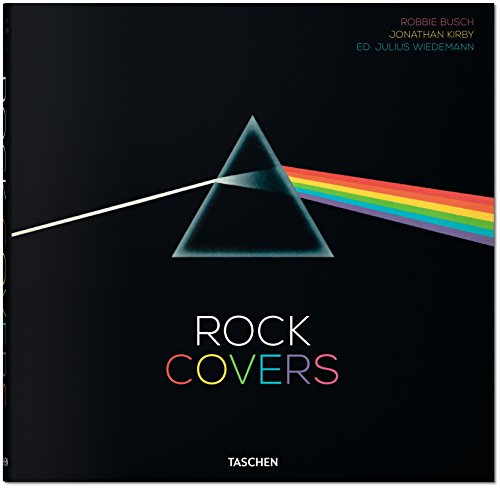 Rock Covers Hardback Cover