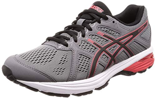 ASICS Men's Gt-Xpress Carbon/Red Alert Running Shoes-8 UK/India (42.5 EU)(1011A143.020)