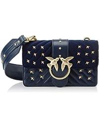 72e5b33373497 Pinko Women s Mini Love Metal Birds Shoulder Bag