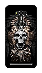 HACHI Premium Printed Cool Case Mobile Cover for Asus Zenfone Selfie ZD551KL