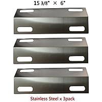 Bar.b.q.s BBQ 99351 (confezione da 3) piastra in acciaio inox