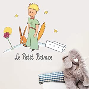 Le petit prince wall stickers for the decoration of Decoration le petit prince