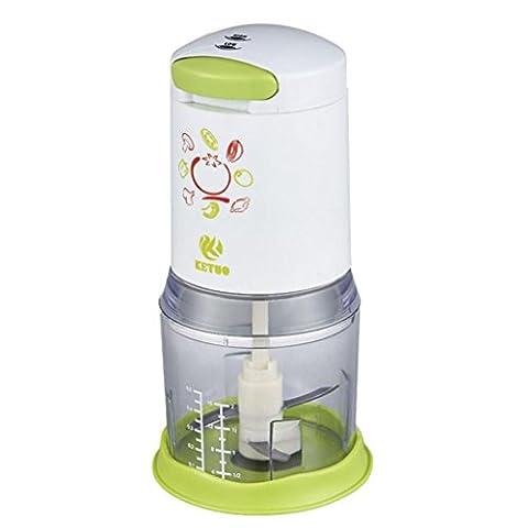 HJXJXJX Baby multifunktionale Lebensmittel Maschine kleine Haus 27 * 12cm elektrische Kochmaschine