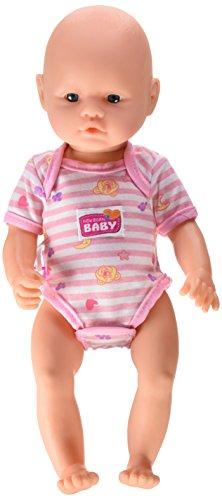SIMBA 105032533 - Bebé de juguete con accesorios