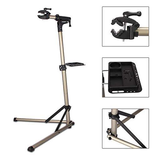 RUIX Fahrradmontageständer - Fahrradrahmen/Wartungsrahmen / Parkrahmen/Mit Wartungsscheibenständer