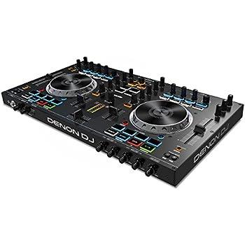 Denon Dj Mcx8000 Standalone Dj Player Controller New At