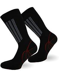 3 Paar X-Static Socken mit Silberfäden - Sport