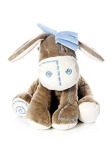 Giocattoli di pezza adorabile asinello pupazzo di peluche blu regalo per bambini o neonati