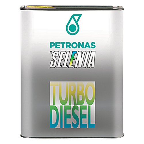 Olio motore auto Selenia Turbo Diesel 10W40 ACEA B3/API CF/SG - 4 Lit