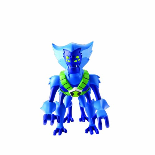 Image of Ben 10 Omniverse 10cm Alien Collection Figure Spidermonkey