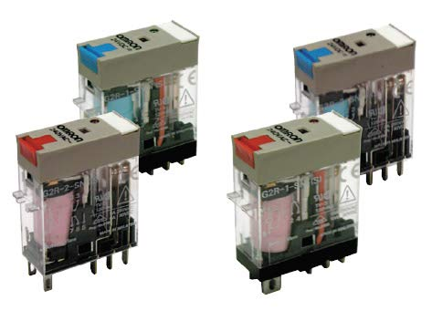G2R-1-S 24DC (S)   146726   OMRON-PLUG-IN-RELAIS SPDT 5PIN 10A 24VDC Omron Plug-in