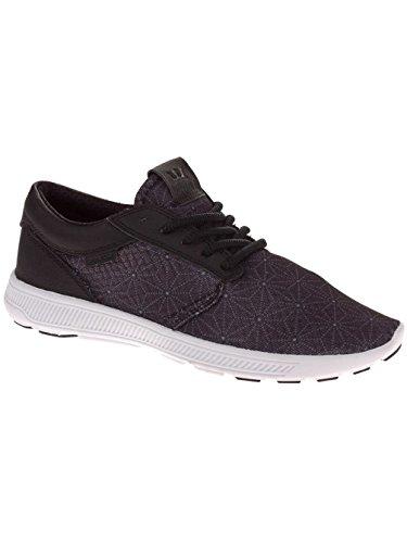 Supra Hammer Run, Sneakers Basses Adulte Mixte Black / print - white