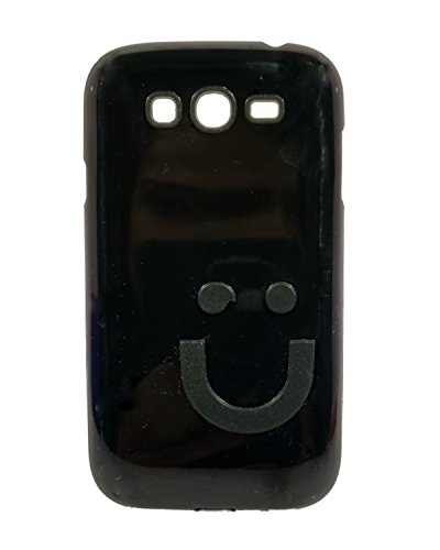 iCandy™ Imported Quality Soft TPU Smiley Back Cover For Samsung Galaxy Grand I9082 / Grand Neo I9060 - Black  available at amazon for Rs.109