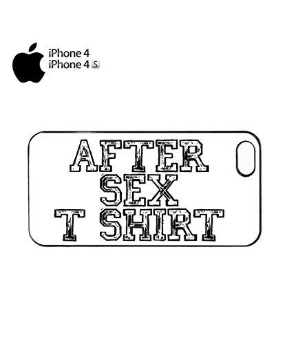 After Sex Top Jumper Mobile Cell Phone Case Cover iPhone 6 Plus Black Noir