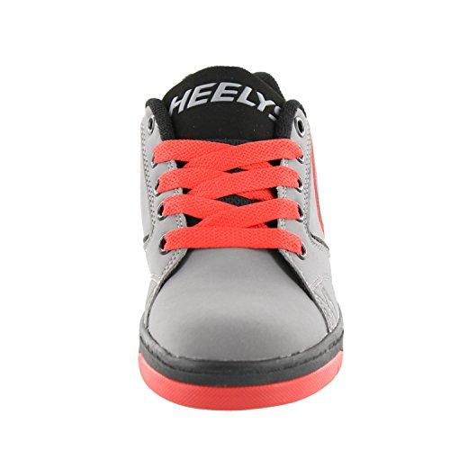 Heelys PROPEL 2.0 2016 grey/royal/white Gris/Rouge/Noir