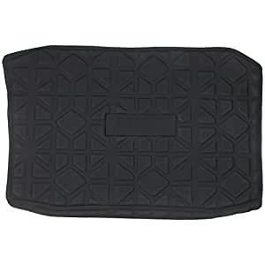 Elegant Magic Black Rear Boot Mat for Volkswagen Polo