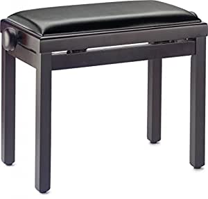 Stagg PB39 RWM SBK Banquette claviers - pianos