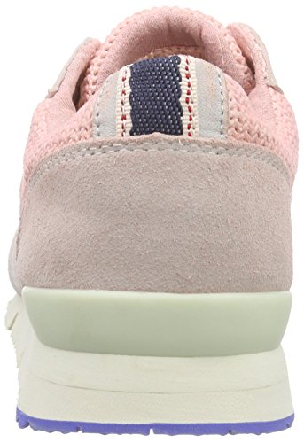 Napapijri Marit, Baskets Basses femme Rose - Pink (peach whip N59)