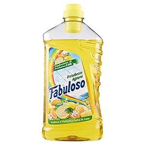 Fabuloso Detergente per la Pulizia della Casa, Profumo di Estate in Costiera - 1 Litro