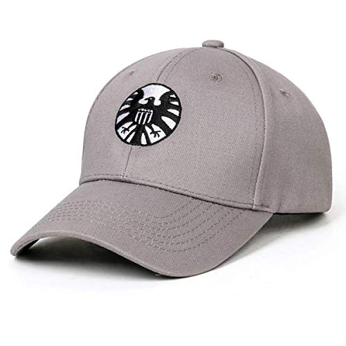 NUWIND Capitaine Baseball-Kappe, Stickerei, Hut, Unisex, Kostüm, Zubehör, - Einfache Baseball Kostüm