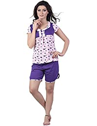 New Darling Womens Shorty Set ND 1019