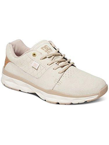 DC Shoes Player SE - Chaussures pour Homme ADYS100113 Gris - Turtle Dove
