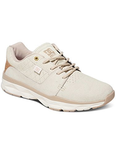DC Shoes DC Herren Schuhe Player Se, Chaussures de Skateboard Homme Beige