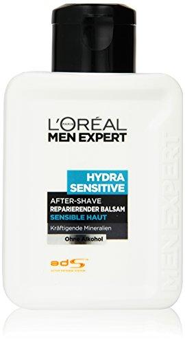 loral-men-expert-after-shave-reparierender-balsam-hydra-sensitiv-feuchtigkeitsfluid-fr-24h-feuchtigk