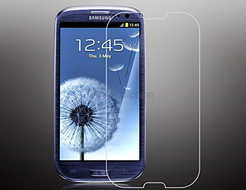 AE MOBILE ACCESSORIES AE Tempered Glass Screen Scratch Protector Guard for SAMSUNG GALAXY S3