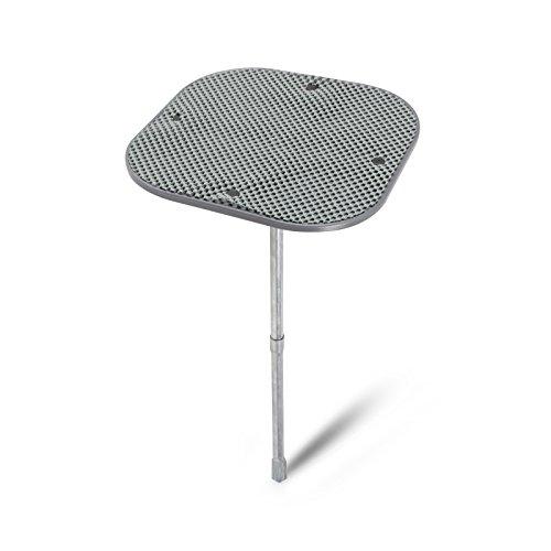 Stocktisch zum einfachen Stecken in den Boden 25x25cm â… | 04059301208789