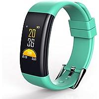 ZfgG Wasserdichter intelligenter Armband-Blutdruck Blutsauerstoffarmband-Schlaf-Überwachung Schritt-für-Schritt Noten-Farbbildschirm-wasserdichtes intelligentes Armband Perfekter Wohnassistent