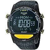 Pulsar Uhren Herren-Armbanduhr XL Sport Digital Quarz Kautschuk PV4005X1