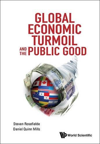 Global Economic Turmoil And The Public Good Chapel Hill, China