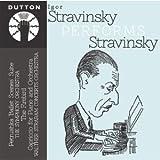 Igor Stravinsky performs Stravinsky: Petrushka Suite, The Firebird, Capriccio for Piano & Orchestra