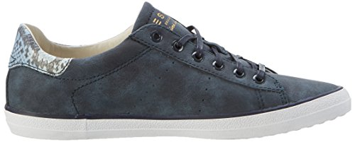 Esprit Miana, Sneakers Basses Femme Bleu (Navy 400)