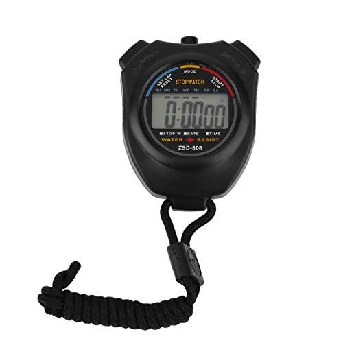 Zinniaya Cronómetro Profesional Handheld Digital