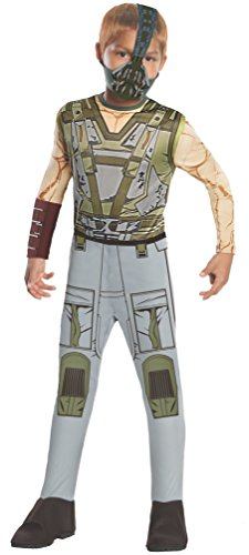 (Large 12-14) - Batman Dark Knight Rises Bane Halloween Costume - Child Size ()