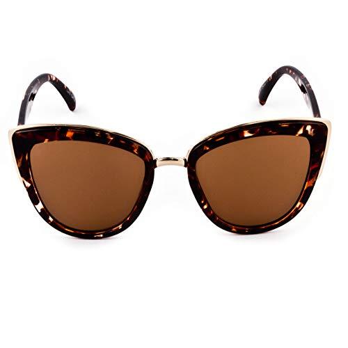 Quay Australia Damen Sonnenbrille MY GIRL sunglasses tortoise brown
