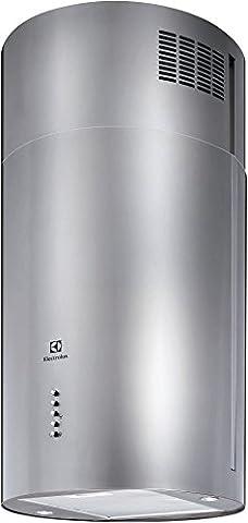Electrolux EFL45466OX Monté au mur Acier inoxydable 600m³/h B hotte - hottes (600 m³/h, B, B, B, 51 dB, 71 dB)