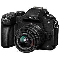 Panasonic DMC-G85KGW-K Mirrorless Camera (Black)