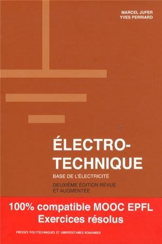 Electrotechnique : Bases de l'électricité