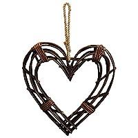 Gisela Graham - Twig Frame Heart Wreath
