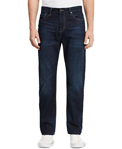 Calvin Klein Herren Jeans - blau - - Calvin Klein-loose-fit-jeans