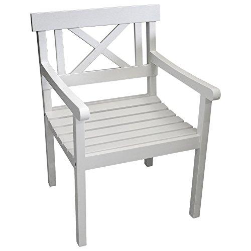 4-teilige Gartengarnitur Gartentisch 150x90cm + 3-Sitzer Gartenbank Sitzbank + 2x Gartensessel aus FSC zertifiziertem Eukalyptusholz Sitzgruppe Sitzgarnitur - 6