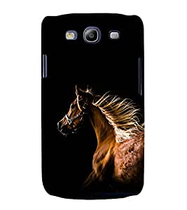 printtech Nature Animal Horse Back Case Cover for Samsung Galaxy S3 / Samsung Galaxy S3 i9300