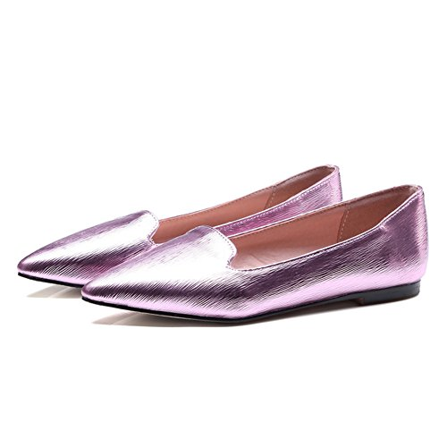 Primavera scarpe a punta piatte/Scarpe leggere/Joker scarpe di moda europea C