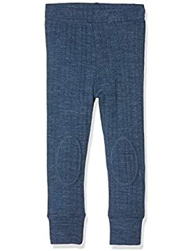 NAME IT Baby-Jungen Hose Nmmwang Wool Needle Longjohn Noos