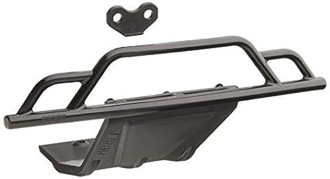 RPM Front Bumper & Skid Plate for the Ten-SCTE, Black