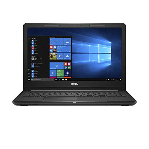 Dell Inspiron 3576 Laptop (Windows 10, 8GB RAM, 1000GB HDD, Intel Core i5, Black, 15.6 inch)
