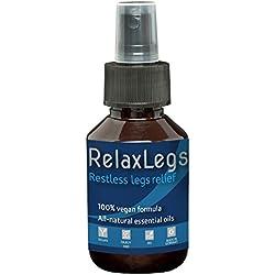 Mittel gegen Restless Legs Syndrom von RelaxLegs 100 ml | Unruhige Beine & Müde